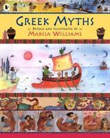 Greek Myths, Marcia Williams, New