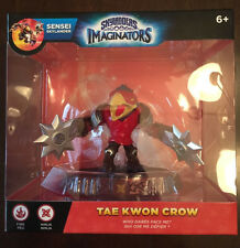SKYLANDERS IMAGINATORS TAE KWON CROW Sensi FIGURE NEW  Fire - Ninja