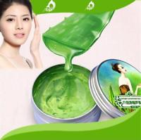 Natural Aloe Vera Gel 100%-PURE ORGANIC -Soothing Gel Moisturizer Anti-Acne 30g.