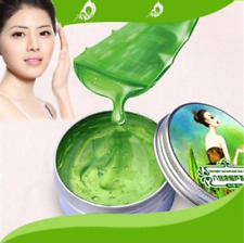 Super Concentrated 100%Pure Natural Aloe Vera Gel Organic Face Body Skin Care UK