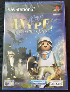 Hype - The Time Quest Ps2 Game U.K.  Pal, New Factory Sealed Playstation 2