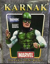 Karnak Limited Edition Bowen Designs Marvel Mini Bust Nib