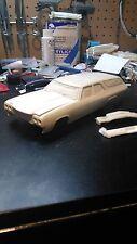 70chevelle wagon resin body,and interior