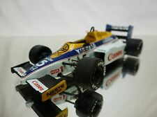 TAMEO KIT (built) - WILLIAMS FW 10 NIGEL MANSELL  FORMULE 1  1:43 NICE CONDITION