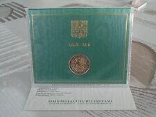 2 Euro commémorative VATICAN 2010 - ANNEE DES PRETRES  RARE !!!!