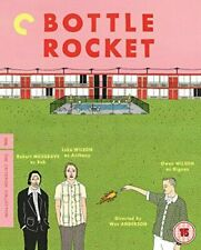 Bottle Rocket - The Criterion Collection Blu-ray Region