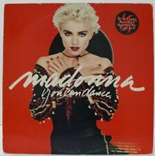 MADONNA - YOU CAN DANCE - ELECTRONIC VINYL LP PROMO