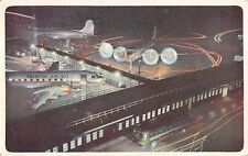 American Airlines Airport Antique Postcard (J30367)