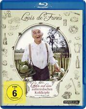 Louis und seine außerirdischen Kohlköpfe Blu-ray NEU OVP Louis de Funes