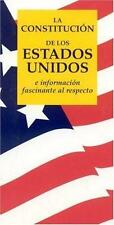 LA CONSTITUCION DE LOS ESTADOS UNIDOS/ THE UNITED STATES CONSTITUTION - NEW PAPE