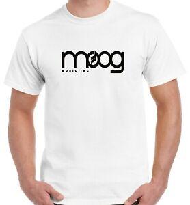 MOOG T Shirt  Music DJ Printed inspired Graphic Cool POP Hip Hop Quality Gift