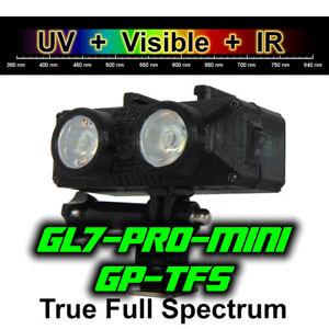 Ghost Light™ GL7-PRO-MINI-GP-TFS True Full Spectrum LED Light for Full Spec Cams