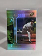 New listing 2000 Upper Deck SPX Greg Maddux #12 - Atlanta Braves