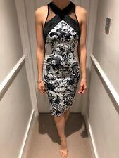 Karen Millen Dress, Black & White, Size UK 8, US 4, EU 36. Brand new