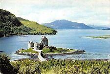 B96810 eilean donan castle loch dulch  wester ross  scotland