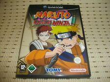 NARUTO Clash of Ninja pour GameCube et wii * OVP *