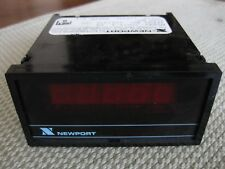 Newport Model 2001A-4 Instrument Voltage Meter ±0V to ±19.999V Panel Mount USA