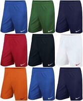 Nike Mens Park Sports Football Running Gym Shorts Training Dri Fit Short Genuine