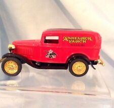Diecast Ertl Anheuser-Busch 1932 Ford Truck Bank 1:43 1998 3+ Boys Girls $21.99