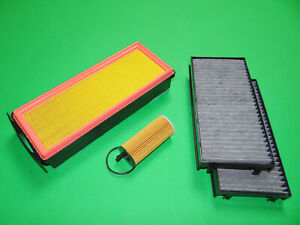 Filtersatz Filterset Inspektionspaket BMW X6 F16 F86, 30d 190kW, 40d 230kW