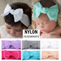 headwrap bowknot haarband baby - stirnband haar - accessoires nylon - haarband