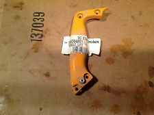 Husqvarna 506394801 Yellow Left Handle (After Ser#0428) Concrete Cut Off Saw