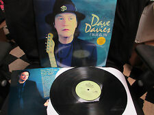 DAVE DAVIES - I WILL BE ME LP (kinks) guest Anti-Flag JayHawks Spedding Segall