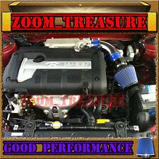 BLUE AIR INTAKE KIT FOR 2003-2008/03-08 HYUNDAI TIBURON GT/SE/GTP 2.7L V6