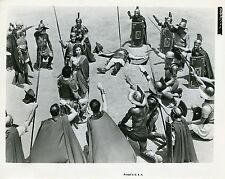 SUSAN HAYWARD DEMITRIUS AND THE GLADIATEUR 1954 VINTAGE PHOTO ORIGINAL N°3