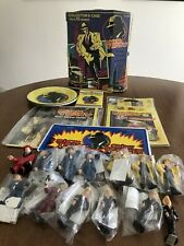 Disney Dick Tracy Assortment: Case, Action Figures, Book/Tape, Invites & More!