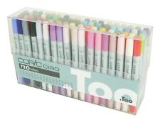 NEW Too Copic Ciao 72 colors B set Genuine Product | F/S with T/N