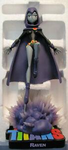 TEEN TITANS MAQUETTE, RAVEN, Limited Edition 600, DC Comics (2004) NEW!