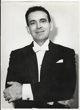 Gerard Souzay Bariton Sänger Oper Foto Photo 1968  18x13cm