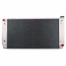 2ROW Aluminum RADIATOR For 1994-2000 CHEVY C/K 2500/3500 PICKUP /SUBURBAN 7.4L