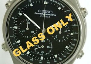 QUALITY GERMAN GLASS CRYSTAL FOR SEIKO SPEEDMASTER 7A28-701A 7A28-7010