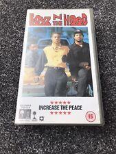 BOYZ N THE HOOD - VHS VIDEO - ICE CUBE / NWA