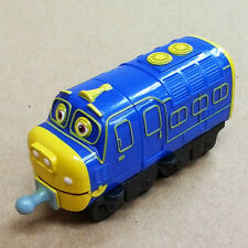 LOOSE LEARNING CHUGGINGTON DIECAST TRAIN-BREWSTER HEAD- CONNECT TOGETHER