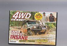 NEW:Australian 4WD Action DVD Issue 258 Cape York's Insane Secret Tracks