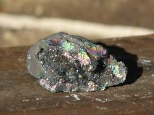 Titanium Quartz Crystal Geode - Rainbow , Spiritual Growth