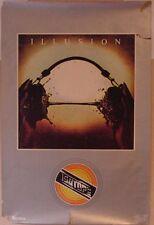Gary Boyle Isotope Illusion UK promo Poster