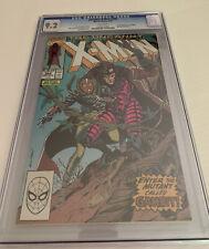 Uncanny X-Men 266 CGC 9.2 1st Gambit Mystique Appearance