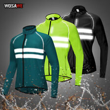 Fahrradjacke Ultraleichte Windjacke Reflektierend Hi Viz Sportbekleidung Mantel