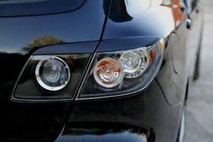 For Mazda 3 BK Eyebrows Eyelids Tail Light Cover MazdaSpeed 2003-2008MY Set