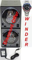 "Genuine ""Boxy"" Brand Brick Dual Automatic Watch Winder System -System: 2B"