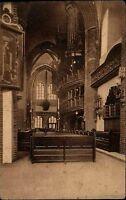 Lüneburg Niedersachsen AK ~1920/30 Sankt Johanniskirche Kirche Orgel Kathedrale