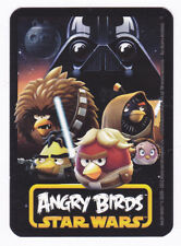 Star Wars Angry Birds Single swap Playing Cards