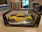 MAISTO 1:18 Scale Diecast Model Car - Lamborghini Huracan LP 610-4 YELLOW