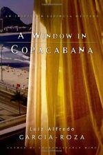 A Window in Copacabana: An Inspector Espinosa Mystery... by Garcia-Roza, Luiz Al