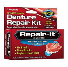 D.O.C.  Emergency Denture Repair Kit