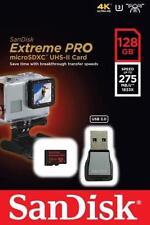 SanDisk extreme pro Flash-speicherkarte 128gb UHS